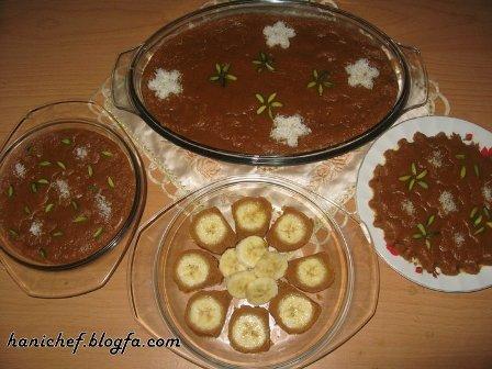لذت آشپزی با هانی شف - حلوای آرد گندم (حلوای شب آرزوها)