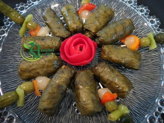 عکس غذا با دستورش