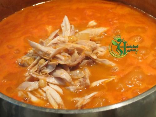 لذت آشپزی با هانی شف - سوپ جو با کرفس