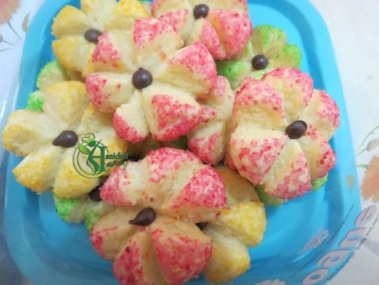 sugar%20flower%20cookie3%20%2822%29 1 آشپزی: آموزش شیرینی گل شکری