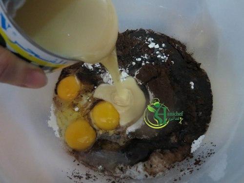 Quick%20Mix%20%282%29 آموزش آشپزی: کیک کوییک میکس شیر عسلی